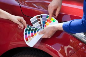 Long Island Color Matching Automotive Cars Long Island