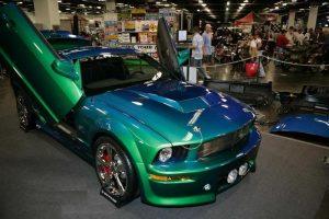 Custom Automotive Paints